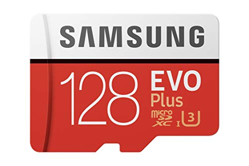 Samsung EVO Plus 128GB microSDXC UHS-I U3 100MB/s Full HD &