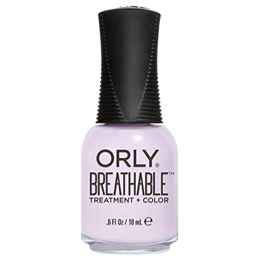 Orly Breathable Treatment + Color Nail Lacquer - Pamper Me - 0.6oz / 18ml
