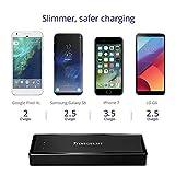 Tronsmart 10400mAh モバイルバッテリー 大容量 Quick Charge 3.0/2.0 & USB Type C入出力対応 6A出力 iPhoneと同じATL製セル使用 急速充電 iPhone/Xperia / Switch/Android各種他対応