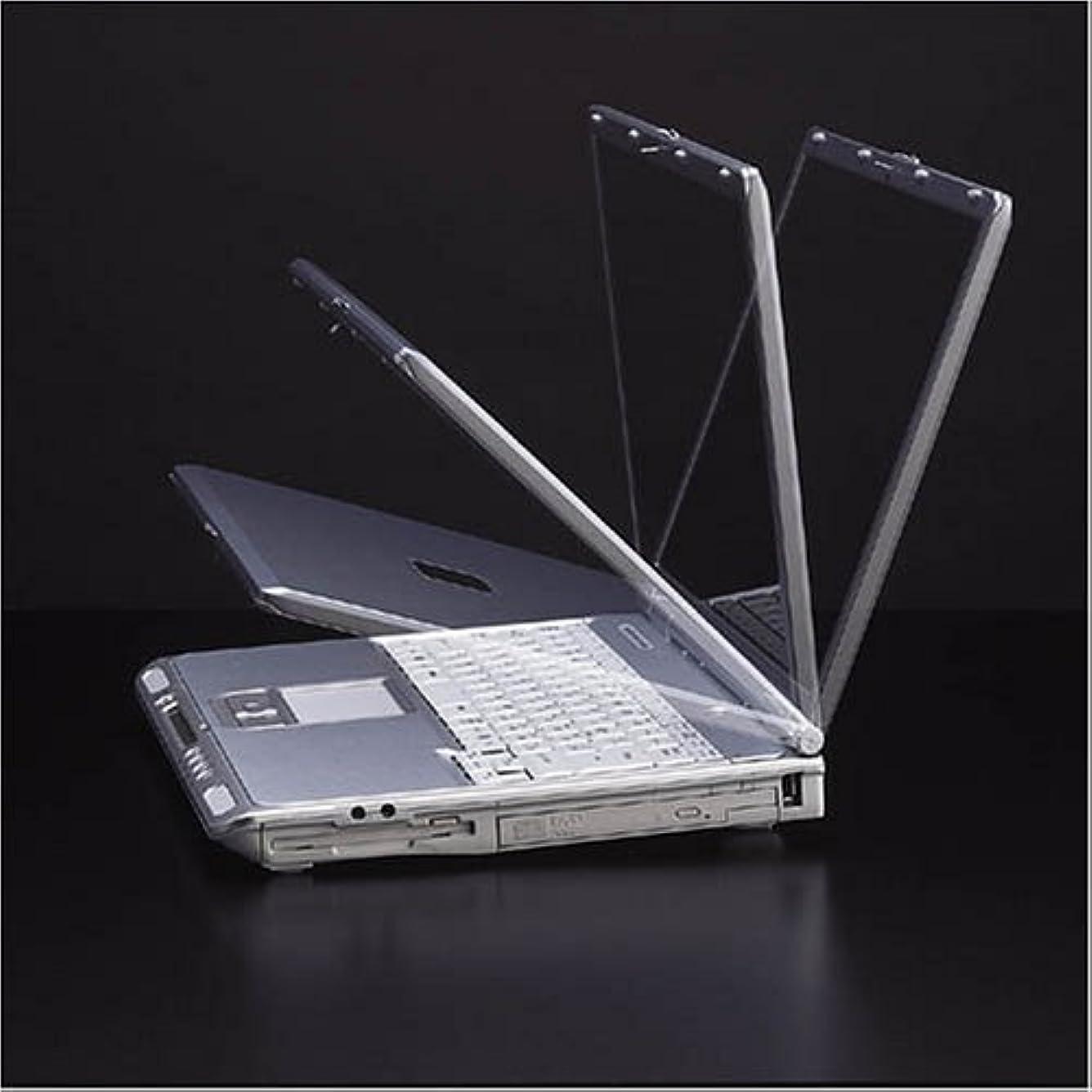 秘書説得時期尚早【2003年モデル】ELECOM 液晶保護フィルム 反射低減仕様 12.1インチ用 EF-FL121