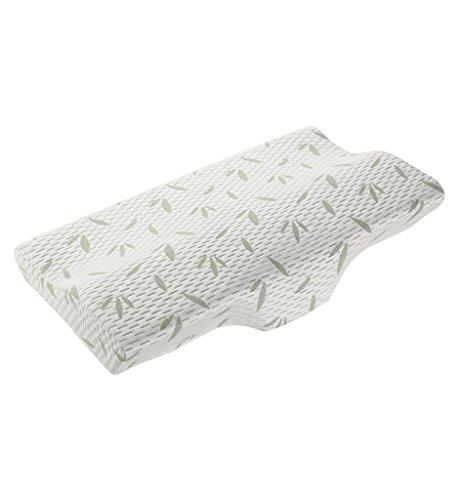 低反発まくらカバー 健康枕カバー 洗える 替えピローカバー (カバーだけ) 60×33×11/6cm