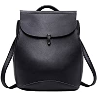 Women PU Leather Backpack Purse Ladies Casual Shoulder Bag Backpack for Girls