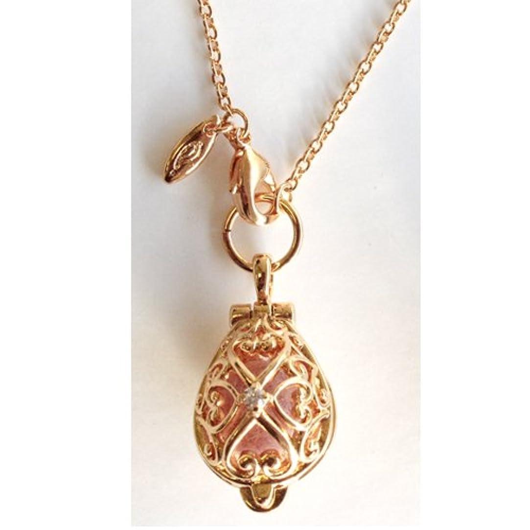 多用途いつでも満州エポラージュ(EPAULLAGE) アロマタイプ 女性用 磁気ネックレス (05ドロップ, ゴールド)