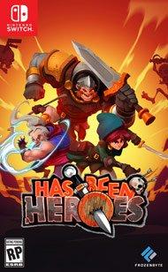 Has-Been Heroes Nintendo Switch ヒズヒーローズ 北米英語版 [並行輸入品]