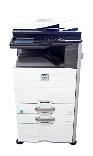 SHARP デジタルカラー複合機 コピー機 MX-2310F 2段システム FAX スキャナー