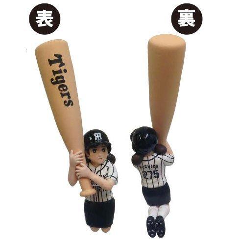 コップのフチ子 バットのフチ子 阪神タイガース