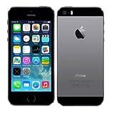 Apple au iPhone5s 64GB ME338J/A スペースグレイ