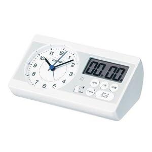 SEIKO[セイコー] 目覚まし時計 メンズ レディース 時計 セイコー 学習用 KR893W