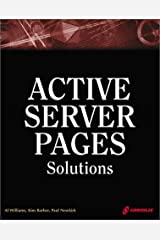 Active Server Pages Black Book Book/CD Package Pb Paperback