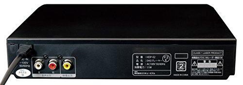 再生専用DVDプレーヤー カウンター付き HDP-02