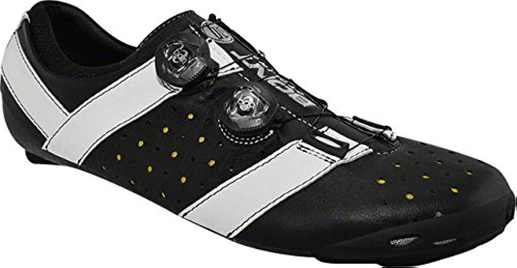 ミル誘惑名詞Bont Vaypor + Road Cycling Shoe :ブラック/ホワイトサイズ45