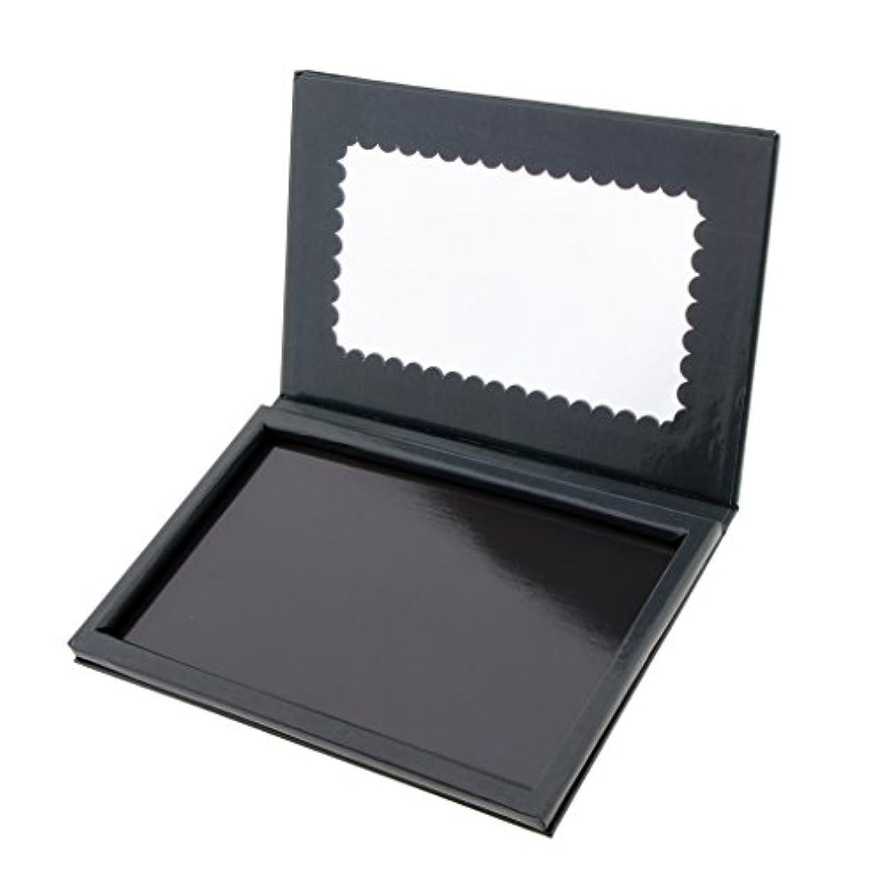 火炎争いひいきにするKesoto 磁気パレット メイクアップパレット アイシャドウ コンシーラー パウダー DIY コスメ 化粧品