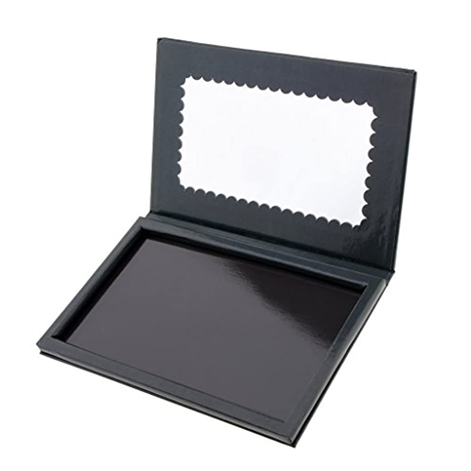 借りる肘ペストKesoto 磁気パレット メイクアップパレット アイシャドウ コンシーラー パウダー DIY コスメ 化粧品