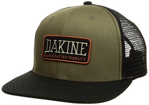 [ダカイン] [ユニセックス] メッシュキャップ (サイズ調整可能)[ AJ231-907 / SAW PATCH TRUCKER CAP ] おしゃれ 帽子 SSM_ベージュ US F (FREE サイズ)