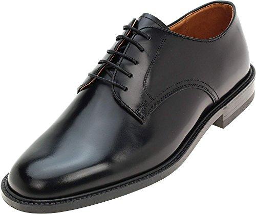 [ケンフォード] 25.5 ブラック リーガル シューズ K422L ブラック メンズ ビジネスシューズ プレーントゥ 紳士靴