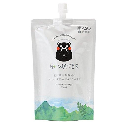 南ASOの水素水 くまモンパッケージ シリカ55㎎/l (3...