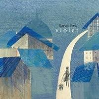Violet by Karen Peris (2013-05-21)