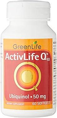 Green Life Activlife Q10 60 Capsules
