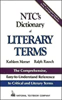 Ntc's Dictionary of Literary Terms (Ntc Dictionaries)