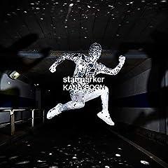 KANA-BOON「スターマーカー」のジャケット画像