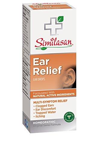 Similasan Earache Relief Ear Drops, 0.33 Ounce Bottle by Similasan [並行輸入品] Similasan