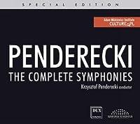 ペンデレツキ:交響曲全集 5枚組