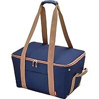 サーモス 保冷 買い物カゴ用バッグ 約25L ブルー REJ-025 BL