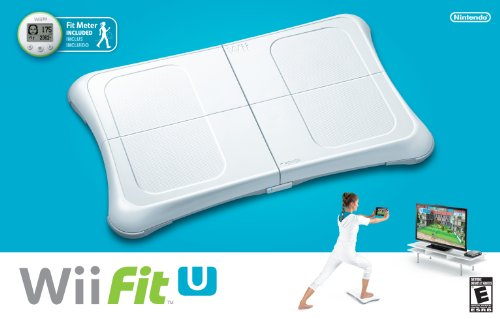 Wii Fit U with Wii Balance Boa...