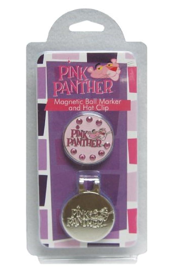 きゅうり思いつく夕暮れWinning Edge Designsピンクパンサー磁気ハットクリップボールマーカー
