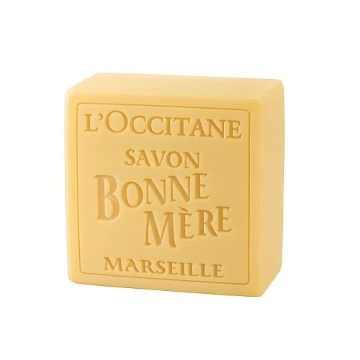 にもかかわらず立法多様体ロクシタン(L'OCCITANE) ボンメールソープ ハニー 100g