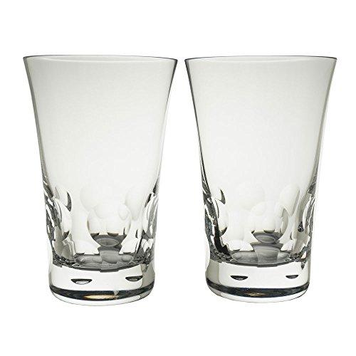 バカラ Baccarat ベルーガ ハイボール ペアグラス グラス 14cm 2104389 【並行輸入品】 2104389