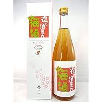 栄川『造り酒屋の梅酒』 14度 720ml エイセン