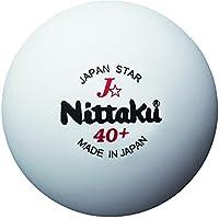 ニッタク(Nittaku) 卓球 ボール 練習用 ジャパンスター
