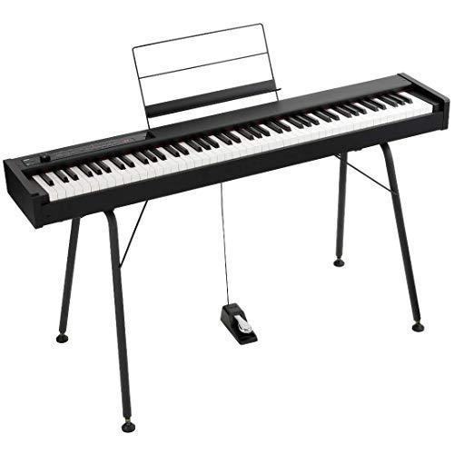 KORG 電子ピアノ D1 純正スタンドセット