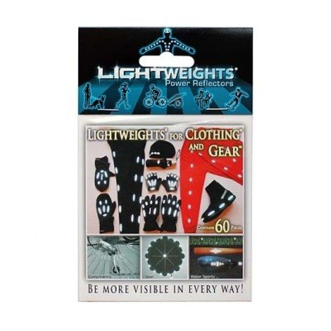 高く余裕があるイソギンチャク(LIGHTWEIGHTSPowerReflectors)(自転車用リフレクター)for Clothing and Gear 60