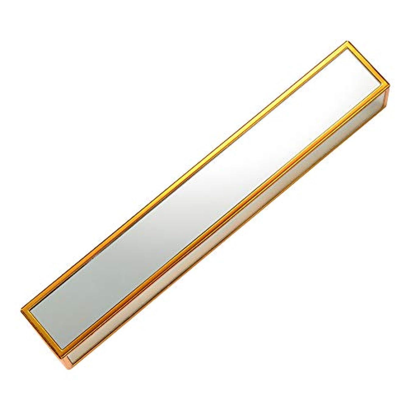 非互換不利影響するスティックミラー (ゴールド)
