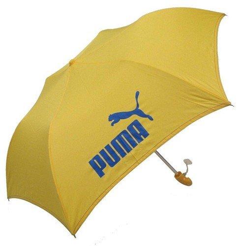 PUMA(プーマ) 子供折りたたみ傘(50cm) イエロー ...