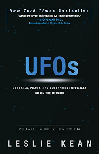 Download UFOs: Generals, Pilots, and Government Officials Go on the Record 0307717089
