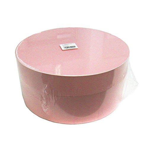 ヘイコー 箱 ギフトボックス ピンク 円筒型 220-98mm 6868362