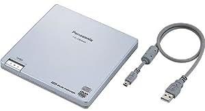 Panasonic KXL-CB45AN ポータブルDVD-ROM&CD-R/RWドライブ