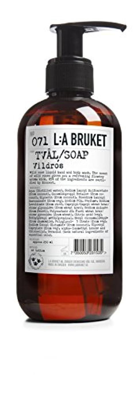 L:a Bruket (ラ ブルケット) ハンド&ボディウォッシュ (ワイルドローズ) 250g