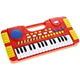 PowerTRC 31 Key Synthesizer Multi-function Electronic Keyboard Play Piano [並行輸入品]