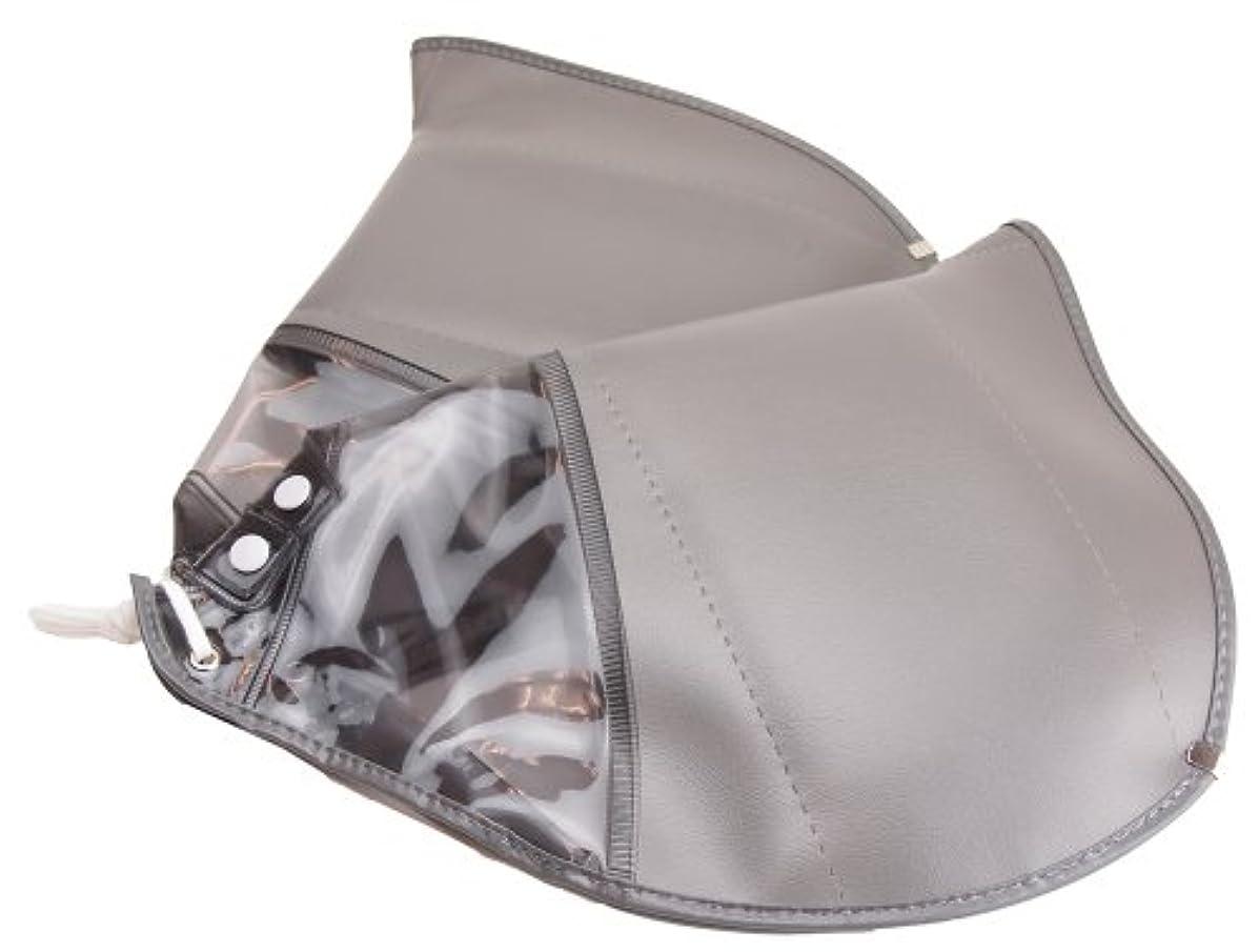 環境保護主義者ゲインセイ米ドルマルト(MARUTO) 防寒ハンドルカバー 変速機対応 HC-H1700 グレー