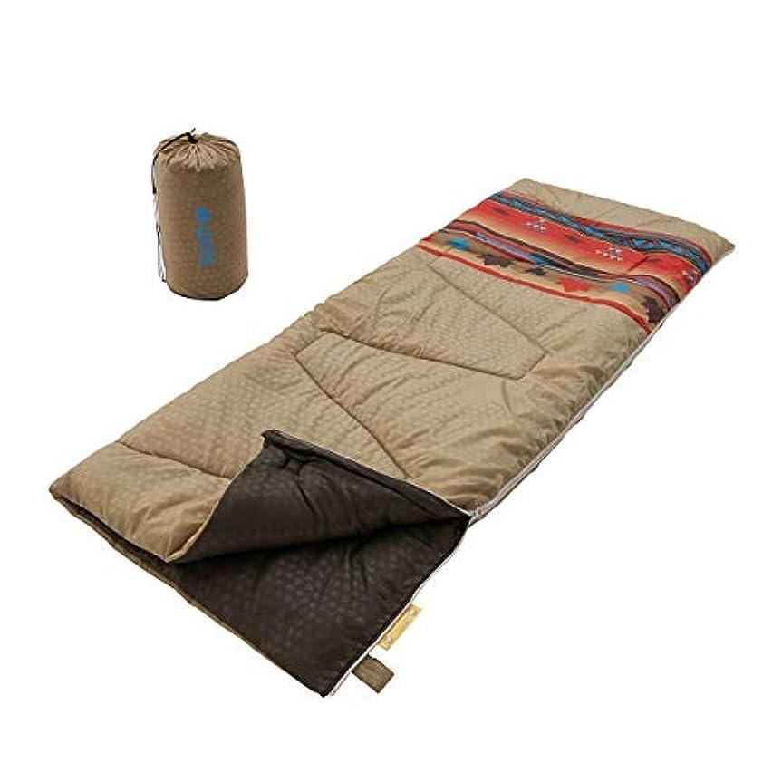 引退した長老収容するロゴス(LOGOS) 丸洗い寝袋ファミリー?10(ナバホ) 72600641