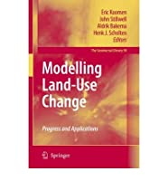 Modelling Land-Use Change: Progress and Applications