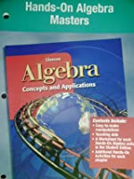 Algebra: Concepts and Applications, Hands-on Algebra Masters