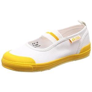 [キャロット] 上履き バレー 子供 靴 4大機能 足育 足に優しい ゆったり 抗菌防臭 CR ST11