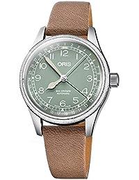ac696179bd [オリス]ORIS BIG CROWN ビッグクラウン ポインターデイト 36mm グリーン ボーイズ/レディース 腕時計
