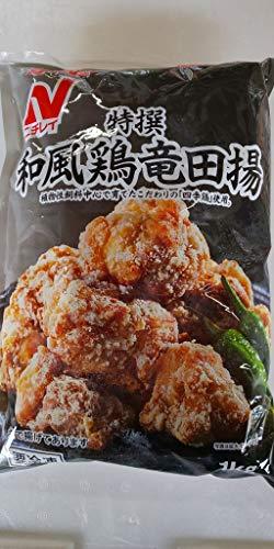 業務用 特選 和風鶏竜田揚げ 1kg×6P 揚げ物 ニチレイ