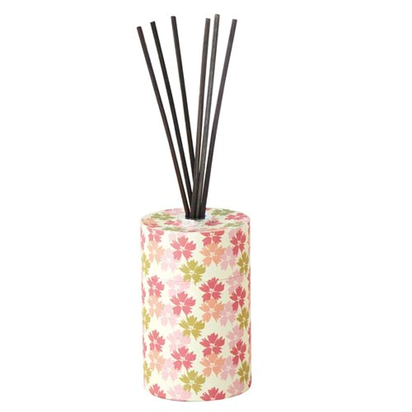行く爆風爆風和遊ディフューザー 桜の香り 1個
